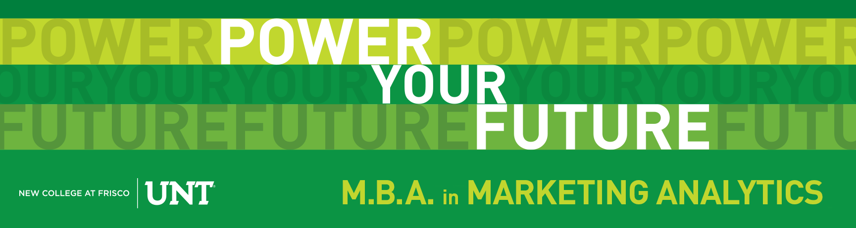 MBA in Marketing Analytics
