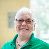 Roxy Verrelli, the UNT Career Center's Assitant Director for UNT at Frisco Services