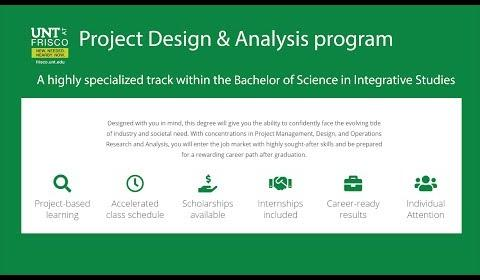 Video: UNT's new 3 year degree program in Frisco, TX